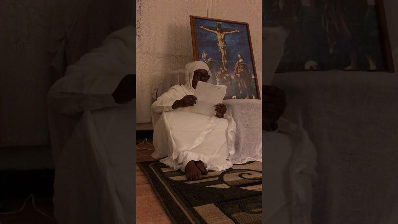 Ethiopian Orthodox Tewahedo: Yeshareg Siyum