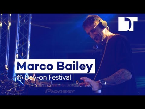 Marco Bailey | Day-On Festival DJ Set | DanceTrippin