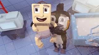 Minecraft | Broken Mods Hospital - 3 BABIES ALL NEED SURGERY! (Minecraft Roleplay)
