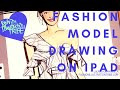 Model Drawing, Fashion Drawing, Digital Drawing, and how to get to your next level