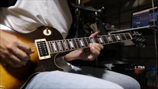 【Brian the Sun】HEROES - Guitar Solo【僕のヒーローアカデミア ED】【TABあり】
