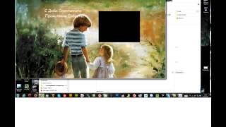 Video урок по созданию видео открыток Лада Логинова