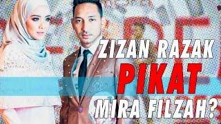 Video Mira Filzah pilih Zizan Razak? download MP3, 3GP, MP4, WEBM, AVI, FLV Agustus 2017