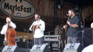 Balsam Range - Travelin Down This Lonesome Road - Merlefest 2010