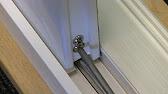 How to adjust sliding glass door rollers youtube 134 planetlyrics Images