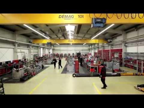 Сервис по ремонту гидроцилиндров и уплотнительная техника