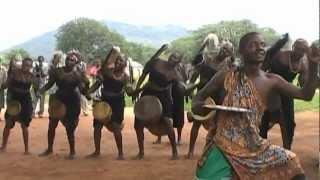 'Muheme'  Nyati group /Wagogo music in Tanzania
