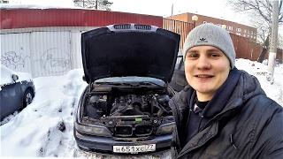 BMW E39 СВАП M52B28 ПЕРЕГРЕВ и полный пипец !