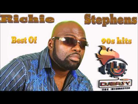 Richie Stephens Best of 90s Hits (Dancehall & Reggae) Mix by Mixmaster Djeasy