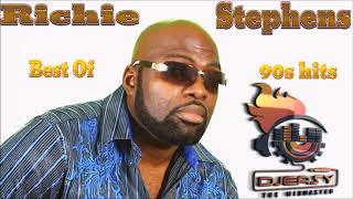 Richie Stephens Best of 90s Hits (Dancehall amp; Reggae) Mix by Mixmaster Djeasy