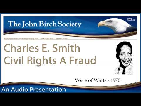 Charles E Smith - Civil Rights A Fraud