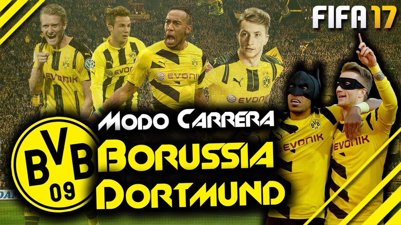 Fifa 17 Borussia Dortmund