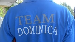 Team Dominica - Concert For Change (UWP)