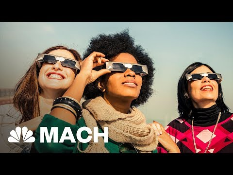 The Next Total Solar Eclipses | Mach | NBC News