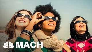 The Next Total Solar Eclipses   Mach   NBC News