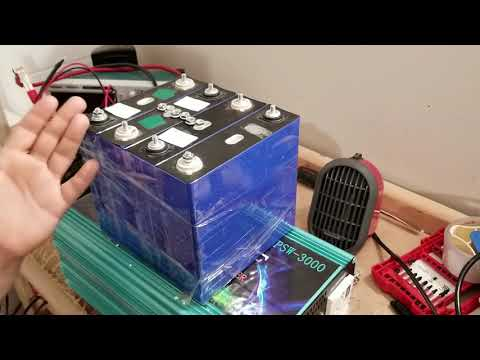 Here is a look at these new Lithium Iron Phosphate batteries