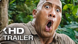 JUMANJI 2 Trailer 2 German Deutsch (2017)