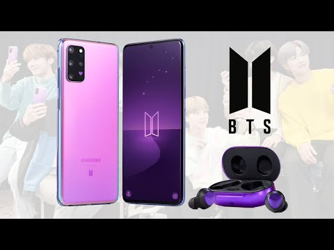 Bts Edition Samsung Galaxy S20 Plus Buds Plus Everything You Need To Know Youtube