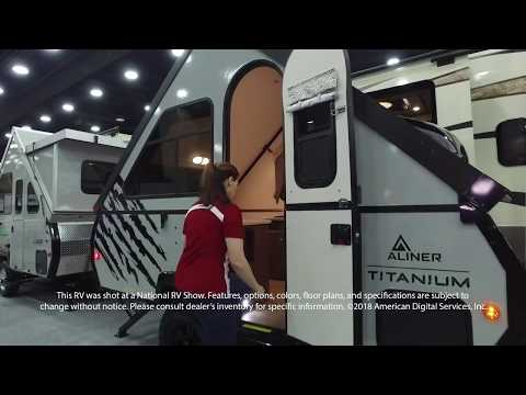 New 2018 ALiner Titanium 12 A-Frames at Beckleys RVs