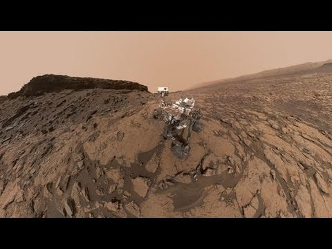 Martian fossils could be found near long-term hydrothermal vents.
