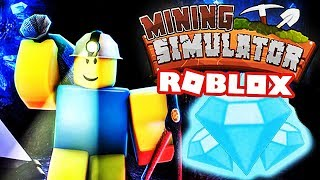 THE BEST GAME ROBLOX? | Roblox Mining Simulator