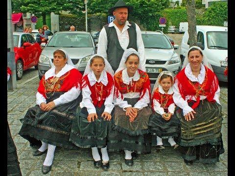 Festival Folclore Alto Minho Paredes de Coura 2018 Ganfei
