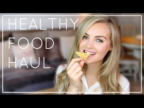 Healthy Food Haul | Niomi Smart