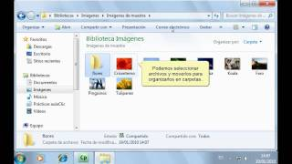 Curso de Windows 7. El explorador de Windows.