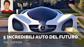 5 INCREDIBILI AUTO del FUTURO | The Zapper