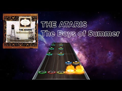 [Clone Hero] The Ataris - The Boys Of Summer