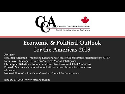 Economic & Political Outlook for the Americas 2018