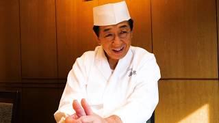 Tempura made by a First-class Japanese Restaurant   Ginza Tokyo
