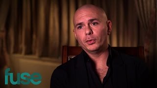 Pitbull Details His New Song With Stephen Marley, Options