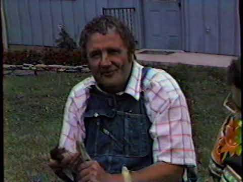 I am a Roving Gambler// cover by Bill Bryant 1985 /Kentucky