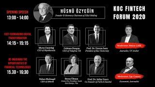 Koç FinTech Forum 2020