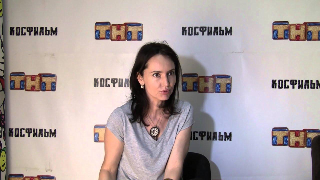 фото анна букловская