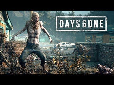 DAYS GONE - O Início de Gameplay, Dublado e Legendado em Português PT-BR | Campanha no PS4 Pro thumbnail
