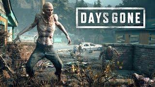 DAYS GONE - O Início de Gameplay, Dublado e Legendado em Português PT-BR | Campanha no PS4 Pro