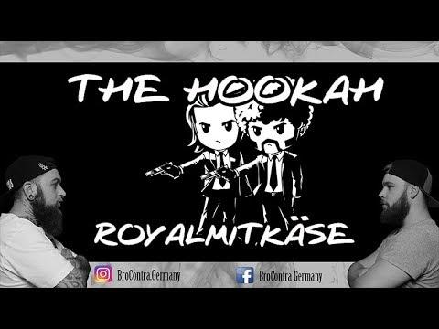 The Hookah im Test | Royal mit Käse | BroContra Germany