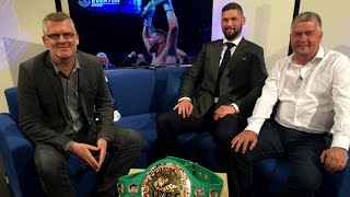 The Everton Show - Tony Bellew Special