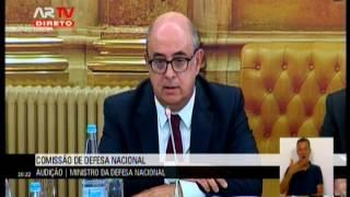 07-07-2017 | Audição do Ministro da Defesa Nacional | Azeredo Lopes