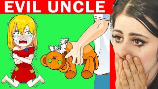 My EVIL Uncle DESTROYED my Life ! - A TRUE Animated Story