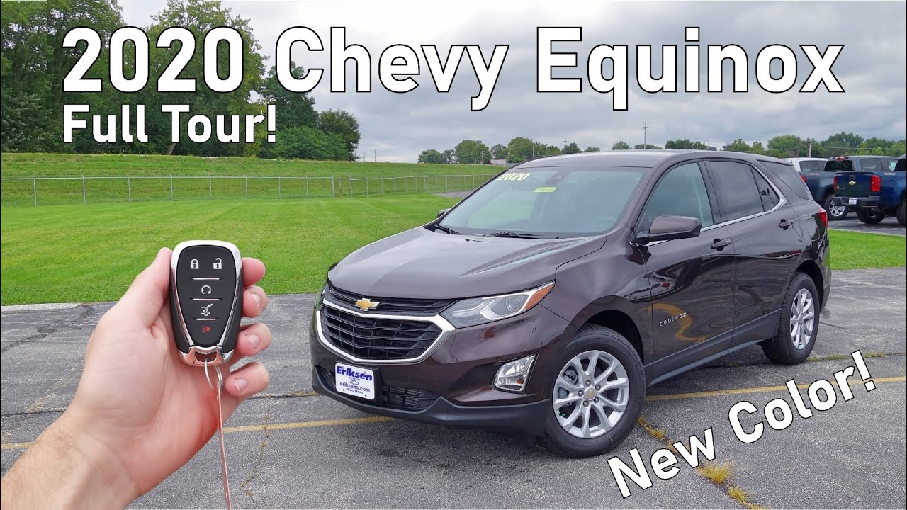 2020 Chevy Equinox LT | Full Tour + Changes for 2020 ...