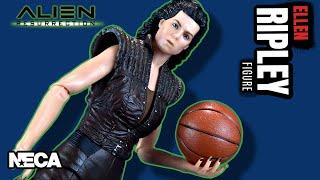 NECA Alien Resurrection Ripley 8 Figure Review