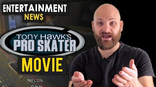 Tony Hawk's Pro Skater's story on film | Entertainment News | 007