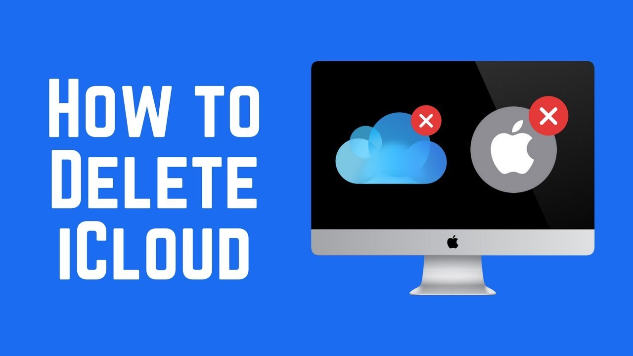 How to Delete iCloud on Mac in 2 Easy Ways!