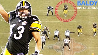Dissecting Troy Polamalu's Biggest Plays in the Biggest Games | Baldy Breakdowns
