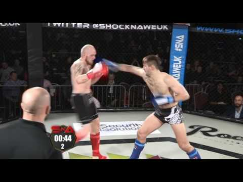 Dawid Fabisiak VS  Caspian Kingdon - Shock and Awe 24