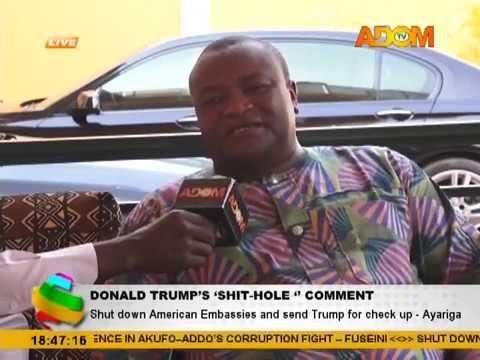 Adom TV News (15-1-18)