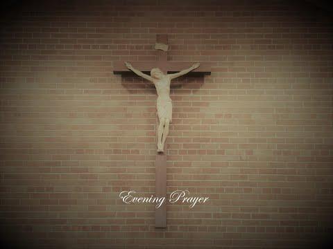 Evening Prayer~July 29